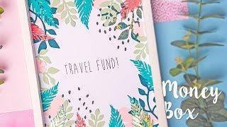 DIY Travel Money Box with Yasmin Rowlands