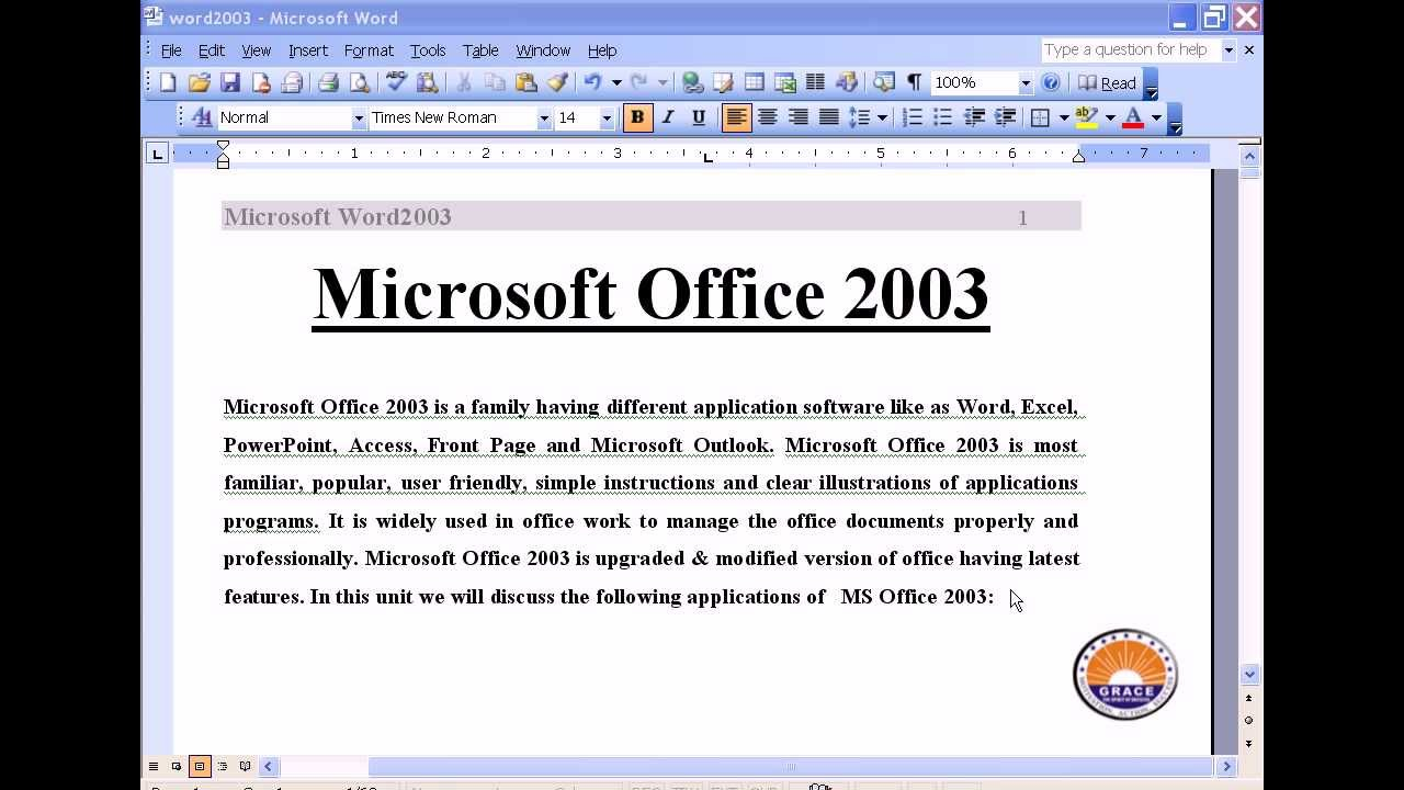 training proposal microsoft office programs Who should pursue microsoft office training in any prospective employee's career toolbox on the microsoft office specialist certification page, the company specifies who benefits from training with office while no training program or certification can guarantee a student will secure a certain job.