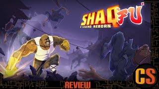 SHAQ FU: A LEGEND REBORN - REVIEW
