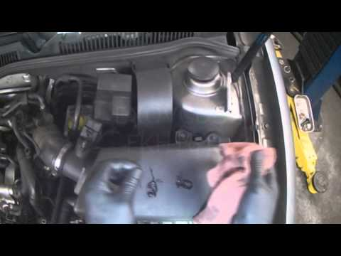 VW A4: Check Engine Light with P0117