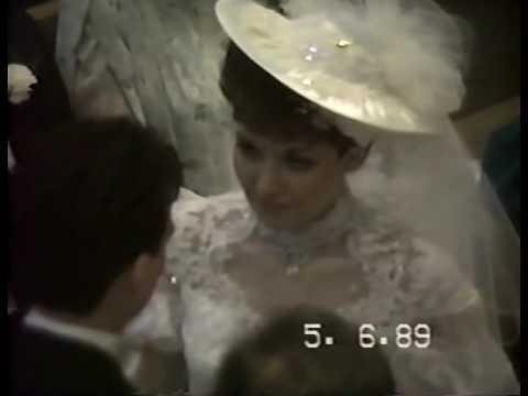 1989   Martyn and Dawn Wedding