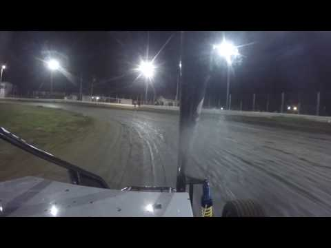 US 24 Speedway Senior Class Feature 4-22-2017 Part 1