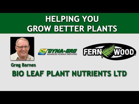 Bio Leaf Plant Nutrients (Dyna-Gro) - Australia and New Zealand
