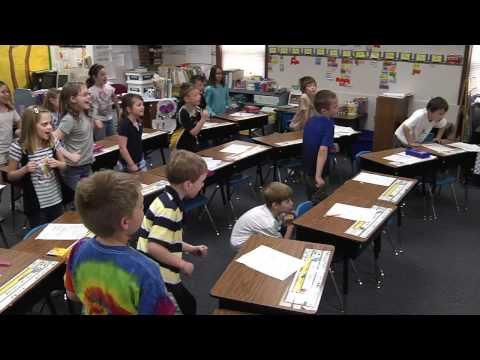 Active and Healthy Schools at Leslie Bell Elementary School in Lexington, MO