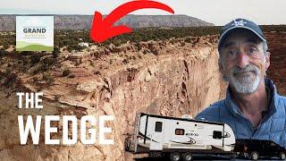 Ep. 177: The Weḋge   San Rafael Swell   Utah RV travel camping hiking boondocking