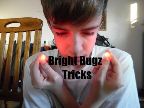 Smile More Bright Bugz Tricks