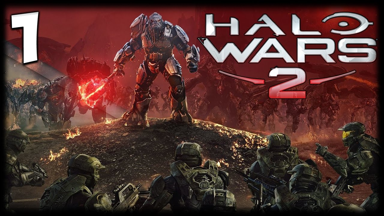 THE SIGNAL! Halo Wars 2 - [PC] Campaign Gameplay #1
