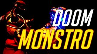 Doomfist - Análise dos Combos, Habilidades e Personagem  - Overwatch