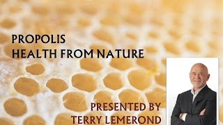 Propolis: Herpes, Colds, Flu, Candida, MRSA, Asthma, Earache, Sore Throat, and Ulcers