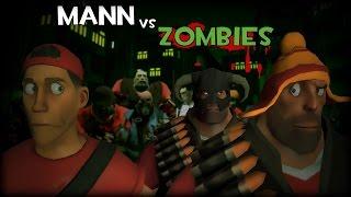 Mann Vs Zombies: The Movie [Re-edit]