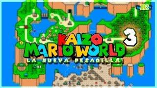 ANGUSTIA INSTANTÁNEA: Kaizo Mario World 3 - #1 ?