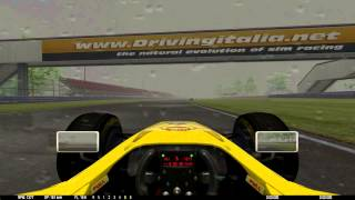 netKar PRO a rainy day gameplay+replay
