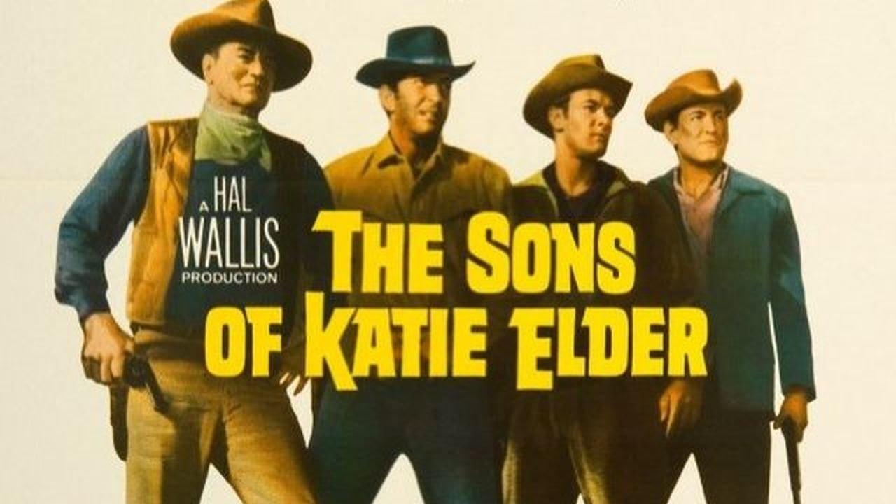 the sons of katie elder film location