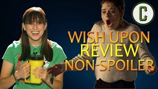Wish Upon Non-Spoiler Review - Collider Video