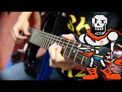 Undertale - Bonetrousle【Metal Version】
