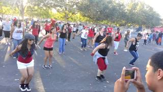 U-Jam Fitness Flash Mob