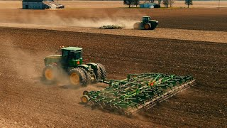 Planting Season Is In FULL-SWING In Central Illinois!