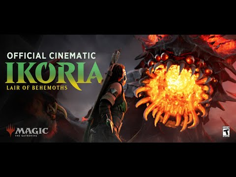 Ikoria: Lair Of Behemoths Official Trailer – Magic: The Gathering