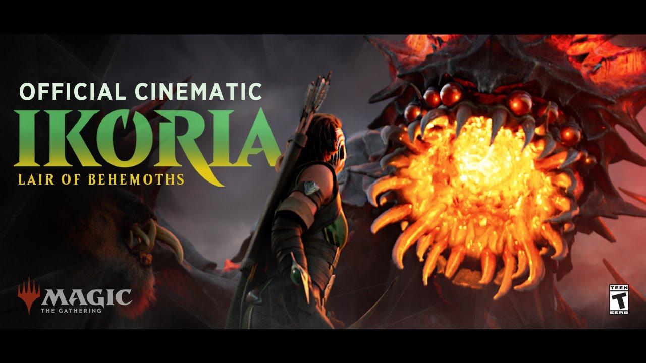 Ikoria: Lair of Behemoths Announcement Stream - Trailer, Spoilers ...