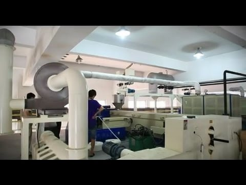 Non Woven Fabric Making Machine Manufacturers   Non Woven Fabric Production Line