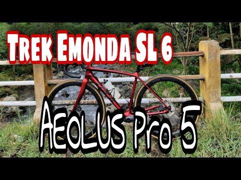 Trek Emonda SL 6 2019 with Wheelset Bontrager AEOLUS Pro 5 | Bike check