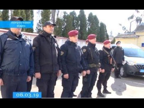 ТРК ВіККА: Полісмени Черкащини отримали шість нових службових автомобілів