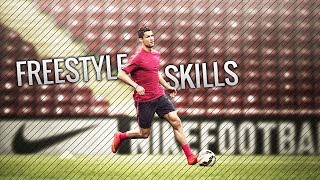 Cristiano Ronaldo - Freestyle Football Skills 2007/2014 | HD