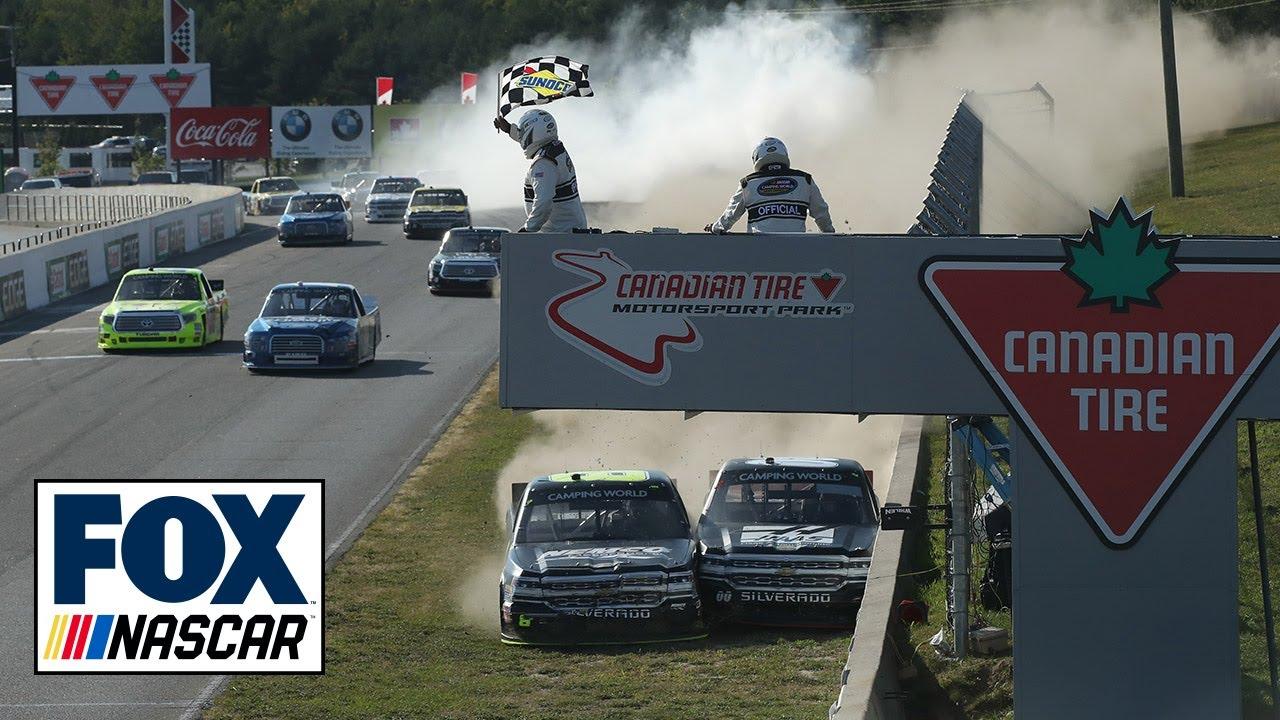 Canadian Tire Motorsport Park has a history of wild moments | NASCAR RACE HUB