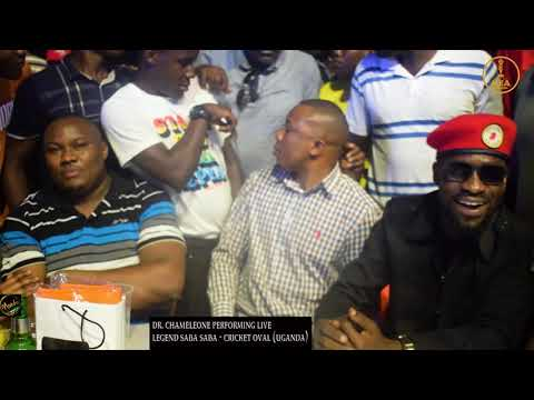 THIS IS WHAT BOBI WINE DID FOR DREONE LIVE ON STAGE DURING HIS LEGEND SABA SABAIN UGANDA