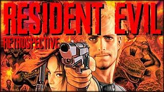 Resident Evil Dead Aim: RE Retrospective