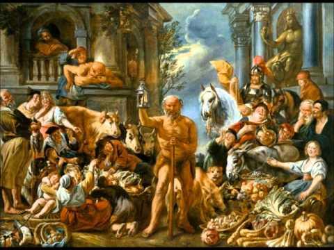Diogenes of Sinope (404-323 BC) Cynicism