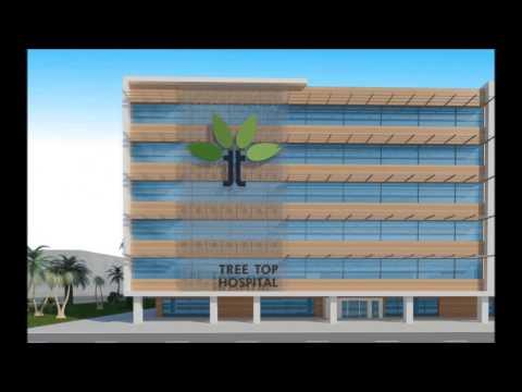 Maldives Tree Top Hospital Project