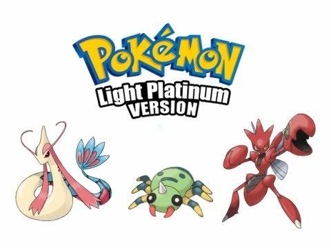 Pokemon light platinum spinarak location