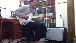 Waterfalls Instrumental Double-Delay - Daniel Scannell