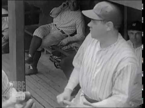 Rare footage of Lou Gehrig uncovered at USC