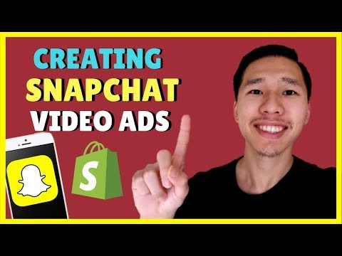 How To Create Videos For Snapchat Ads - Shopify Dropshipping Mp3