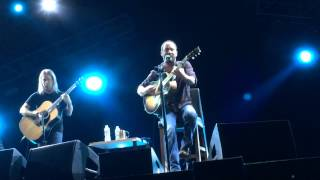 Dave Matthews and Tim Reynolds - You and Me- Joint - 1/8/14