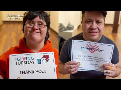 The Arc of Madison Cortland - #GivingTuesday #PeopleFirst