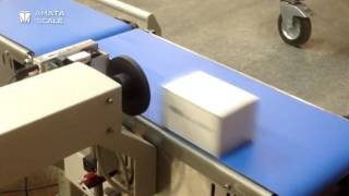 Чеквейер AMATA CW MD принтер FORINTEK  фасовочно упаковочное оборудование ТАУРАС ФЕНИКС(, 2016-05-11T20:01:37.000Z)