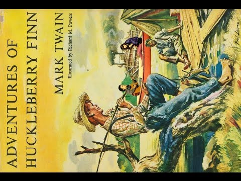 Huck Finn AudioBook The adventures of Huckleberry Finn MARK TWAIN Samuel Clemens Classic Book