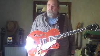 Big Orange Blues - 2020 Gretsch G5420