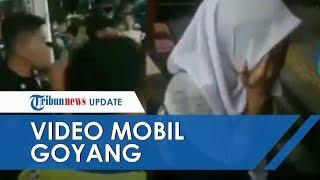 Viral Video Dua Sejoli di Dalam 'Mobil Goyang' Telanjang Dada, Gadis: Saya Dipaksa Pak