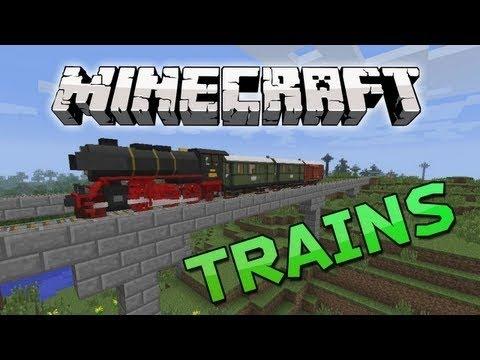 Скачать Traincraft для Minecraft 1.6.4 - RU-M.ORG