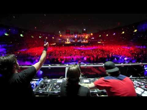 Swedish House Mafia EDC LA 2010 Set [Part 2]