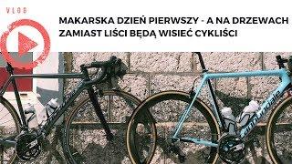 VLOG Makarska dzień 1 - A na drzewach zamiast liści będą wisieć cykliści