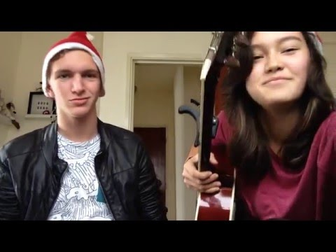 The Folk Ups - Blue Christmas (Cover)