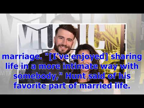 °Sam Hunt Shares How Wife Hannah Deals With His Heartthrob Status (Exclusive) | Entertainment Ton...