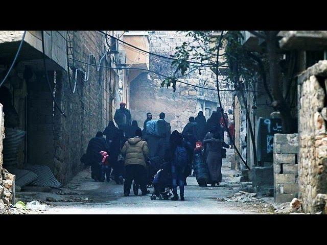 Алеппо. Последний крик о помощи