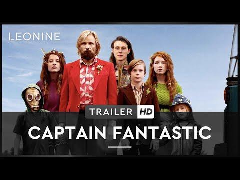 Captain Fantastic - Trailer (deutsch/ german; FSK 0)