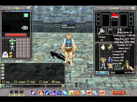 Khan Online Blaze Melt Apollo Mace 18 Cherubim Parts 18 Youtube